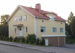 Tampereen koulu ulkoa